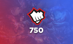 750 Riot Points