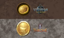 $5 do wydania w Vikings lub Throne